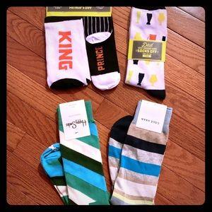 Other - NWT - Men's sock bundle 🧦